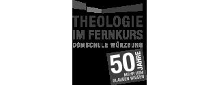 Logo Theologie im Fernkurs Domschule Würzburg