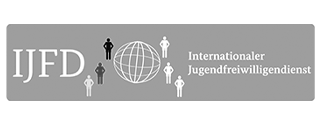 Logo Internationaler Jugendfreiwilligendienst IJFD