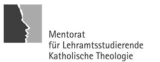 Logo Mentorat für Lehramtsstudierende Katholische Theologie
