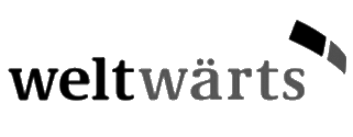 Logo weltwärts